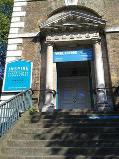 Inspire Saint James Clerkenwell