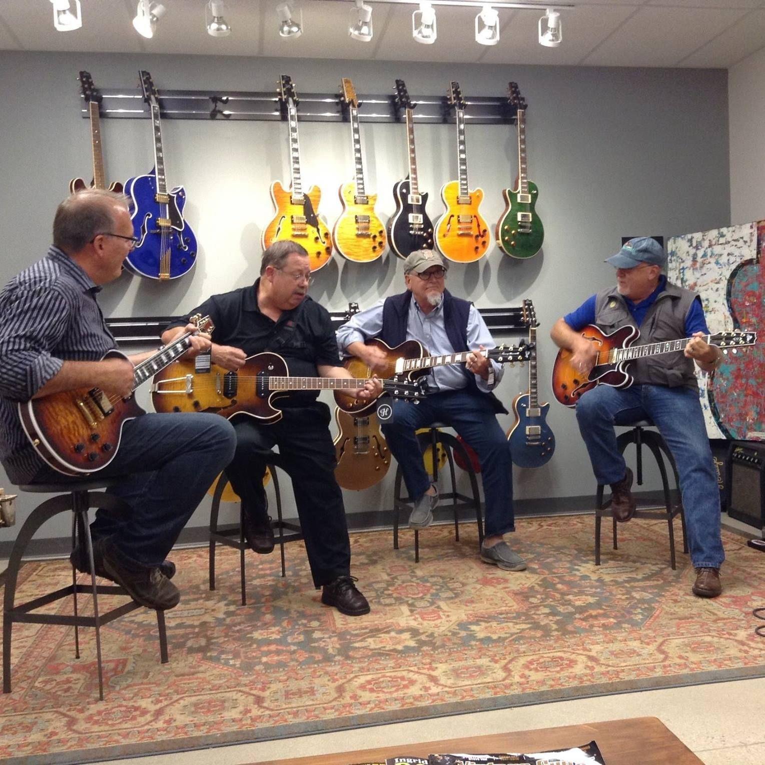 Outdoor Lighting Keller Tx: Michael E. - Keller Folk Music Society (Keller, TX)