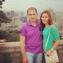 Alex and Svetlana K.