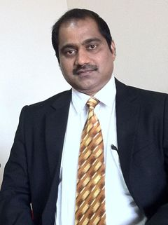 Chandra Mohan R.
