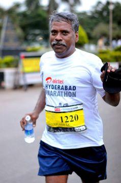 Jayaram M.