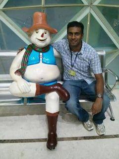 Ashwin Kumar T.