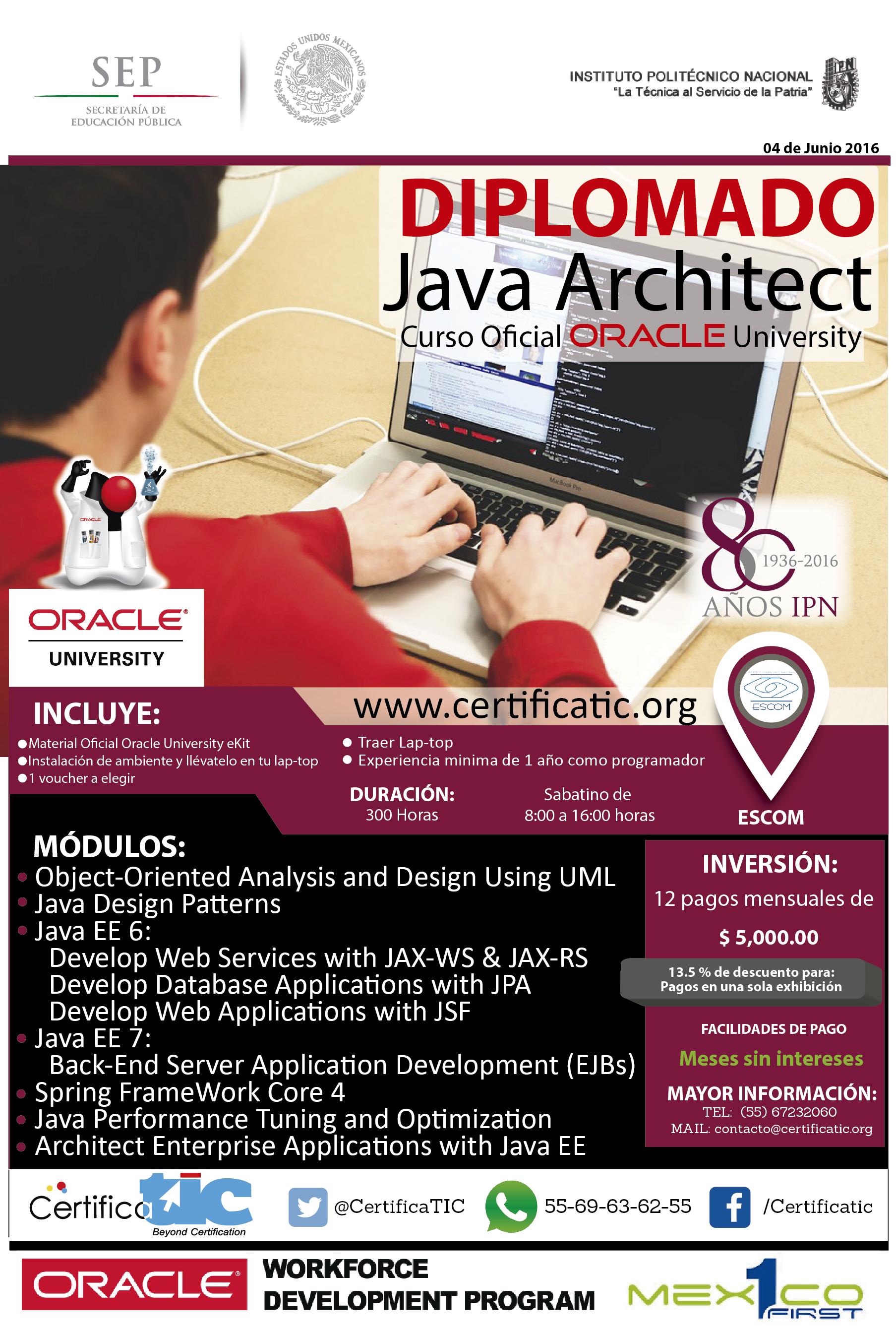 Oracle University C  - Guadalajara JS (Guadalajara)   Meetup