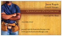 Jason Rogers/ QUIK CLEAN O.