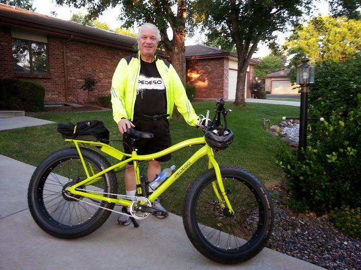 Terry G Electric Bicycle Club Of Colorado Denver Co
