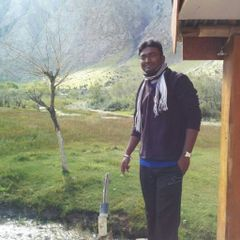 Santhosh K.