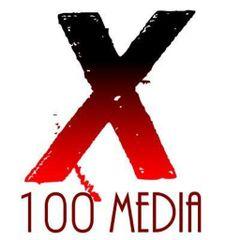 X 100 M.