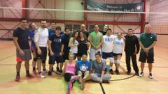 NYC VOLLEYBALL OPEN C.