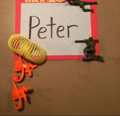 A Peter G.