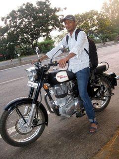 Satish Reddy M