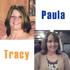 Paula Robinson & Tracy D.