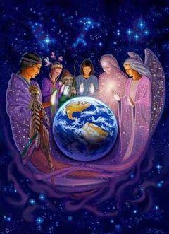 Celestial Goddess R.
