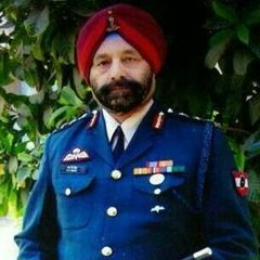 Colonel N P Singh (.