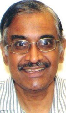 Ashok S. M.