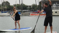 LA Stand UP Paddle Boarders C.