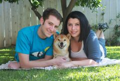 Tina, Chase and N.