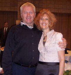 Joe and Karen Gordon +.