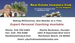 LA Real Estate Investors C.