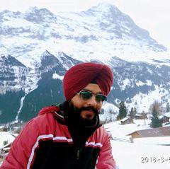 Jasmanpreet Singh J.
