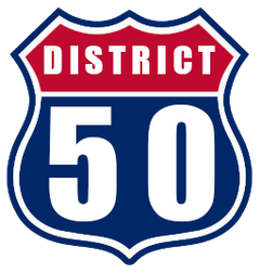 District 50 T.