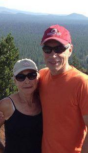 Bill Morgan and Sue M.