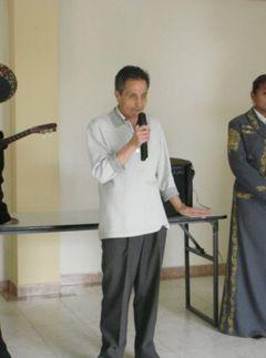 Mario E Martinez B
