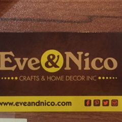 Eve & Nico Crafts and Home D.