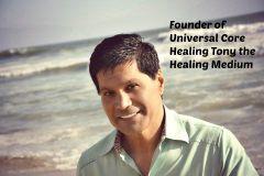 Tony The Healing M.