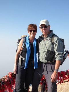 Susan and Reg P.