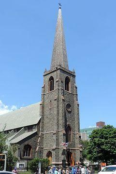 St. George's Episcopal C.