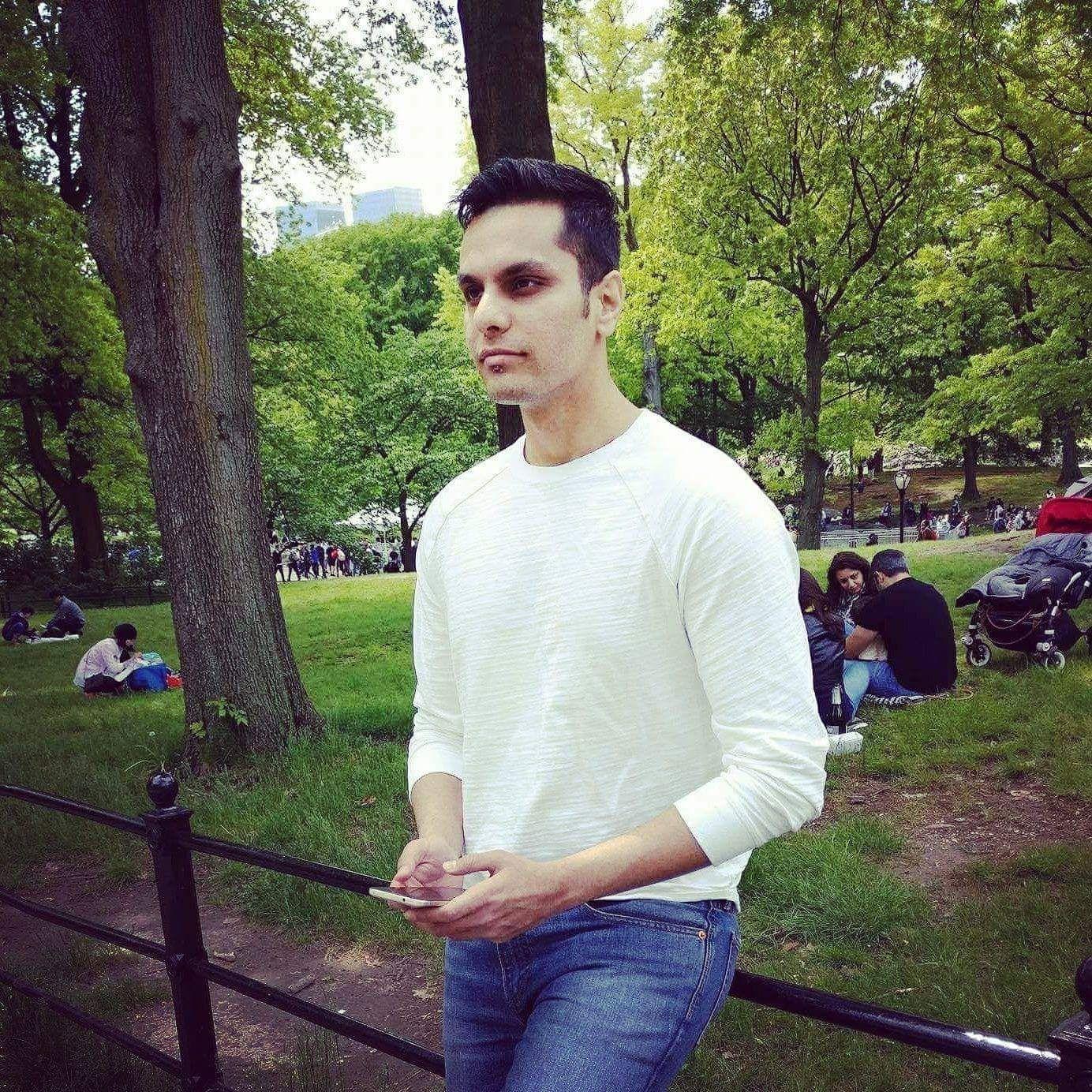 Indian Dating Sites NJ dating en skadet mann
