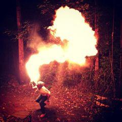 Burning G.