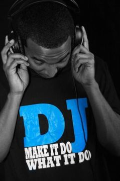 DJ Make It Do What It D.