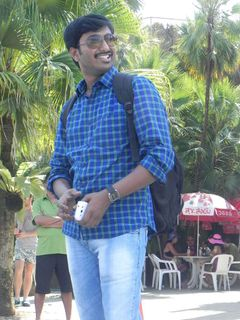 Rohith A.