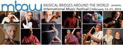 Musical Bridges Around the W.