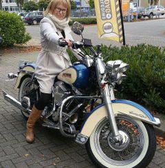 Sandra van der F.