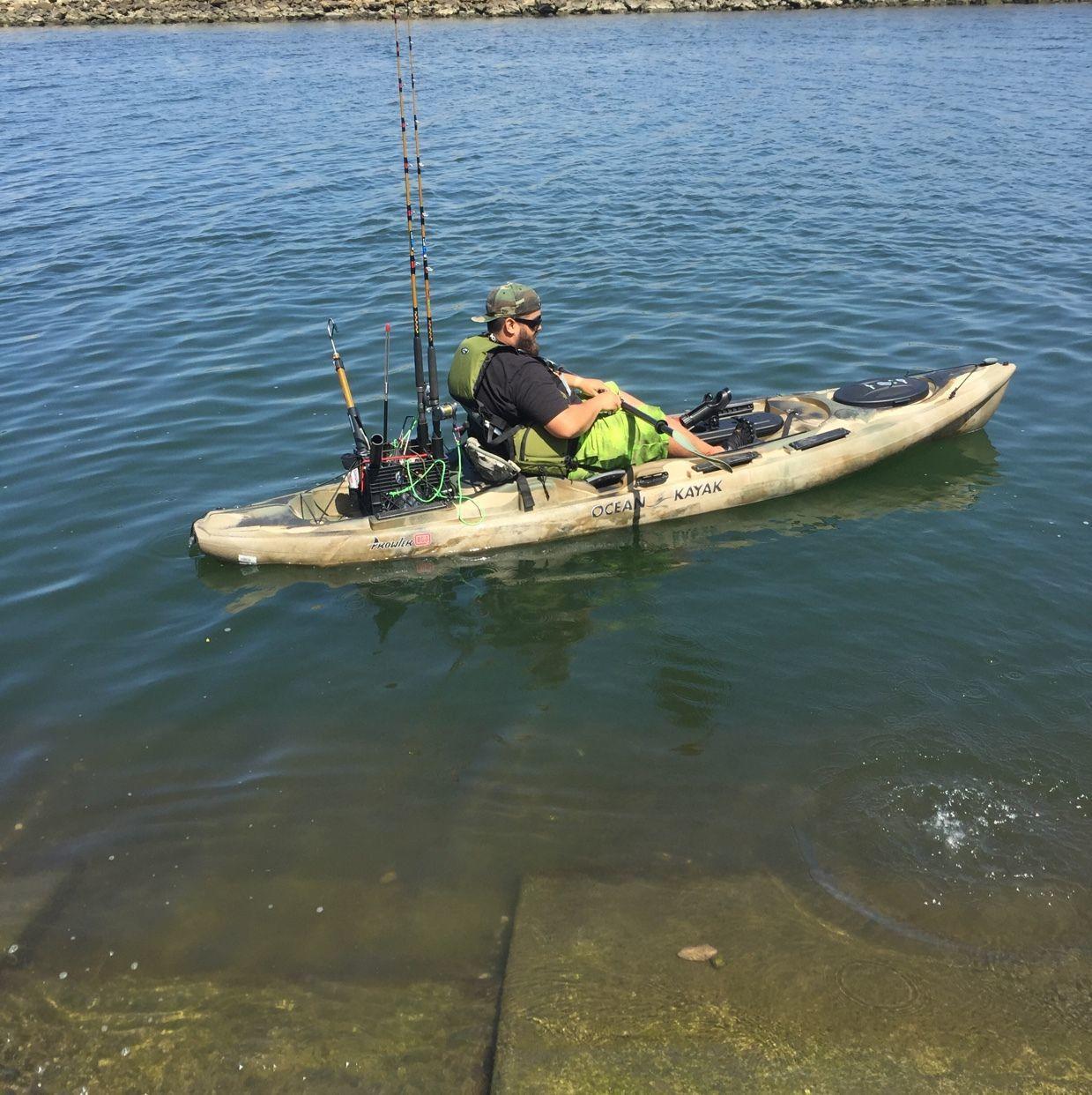 Junior s redondo beach santa monica bay kayak fishing for Redondo sport fishing