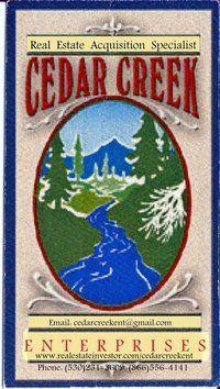 Cedar C.