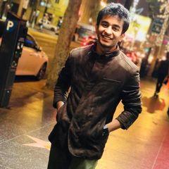 Dhruva Kumar V.