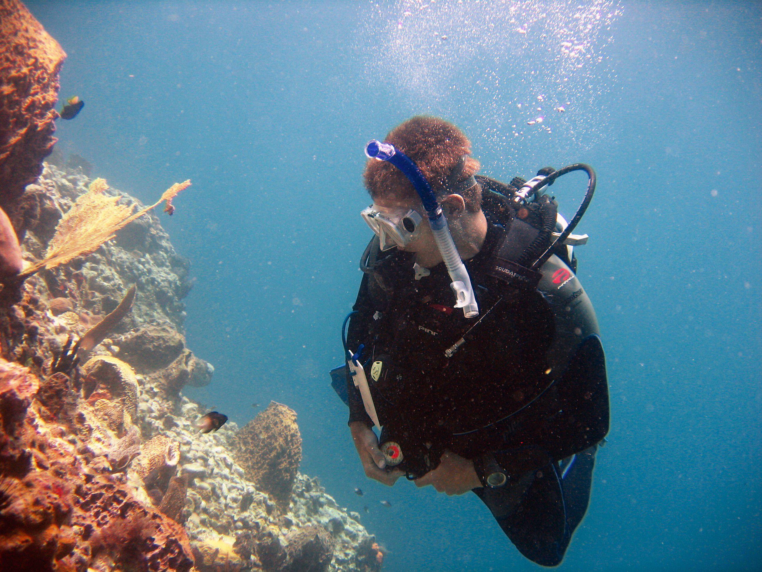 James F Power Scuba San Diego Scuba Diving And Beyond La