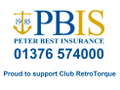 Peter Best Classic Car Insurance