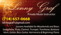 Lenny Graf Private Music Instructor