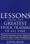 Lessons from the Greatest Stock Traders