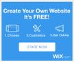 Wix Website Creator-FREE