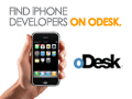 HIRE  iPHONE DEVELOPERS  FOR LESS!