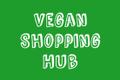 Vegan Shopping Hub