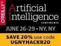 O'Reilly AI Conference