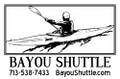 Buffalo Bayou Shuttle Service