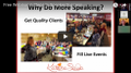 Learn How to Get Started Speaking
