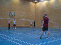 Badminton!